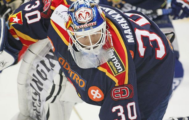 Jokereita edustanut Jussi Markkanen oli viime kaudella SM-liigan kovapalkkaisimpia pelaajia.
