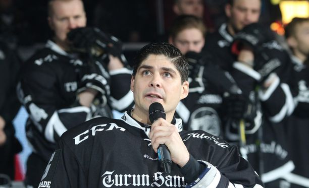 Eric Perrin on SM-liigan arvostetuimpia veteraaneja.