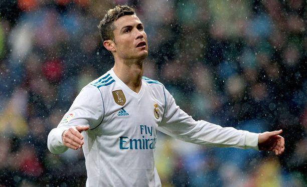 Cristiano Ronaldo tuhlaili maalipaikkoja oikein urakalla Villarrealia vastaan.