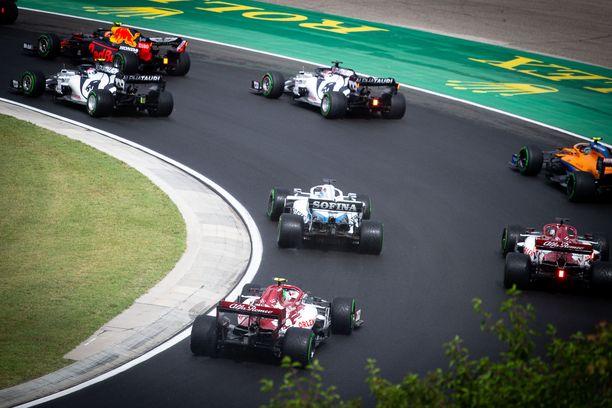F1-sarja jatkuu näillä näkymin ainakin marraskuun alkuun asti.