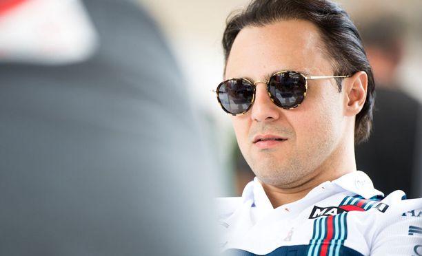 Felipe Massan pitkä F1-ura tulee päätökseensä.