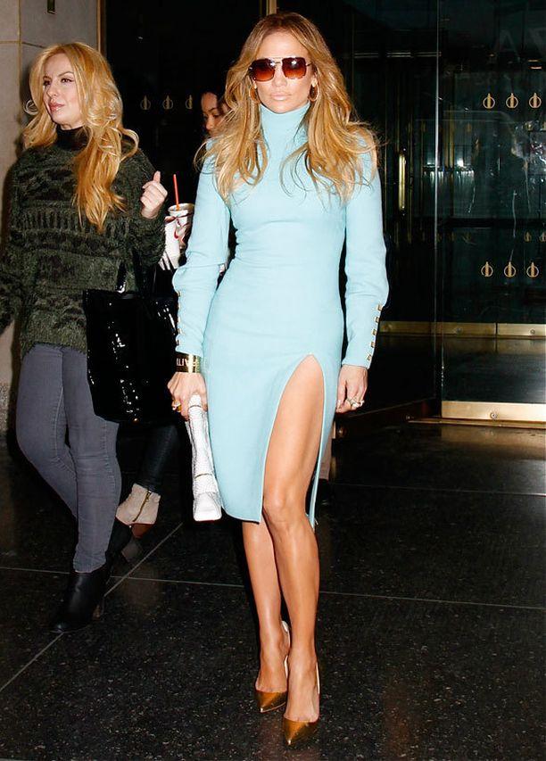 Jennifer Lopez.