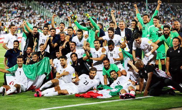 Portugalilaisen Carlos Queirozin valmentama Iran selviytyi MM-kisoihin viidettä kertaa historiansa aikana.