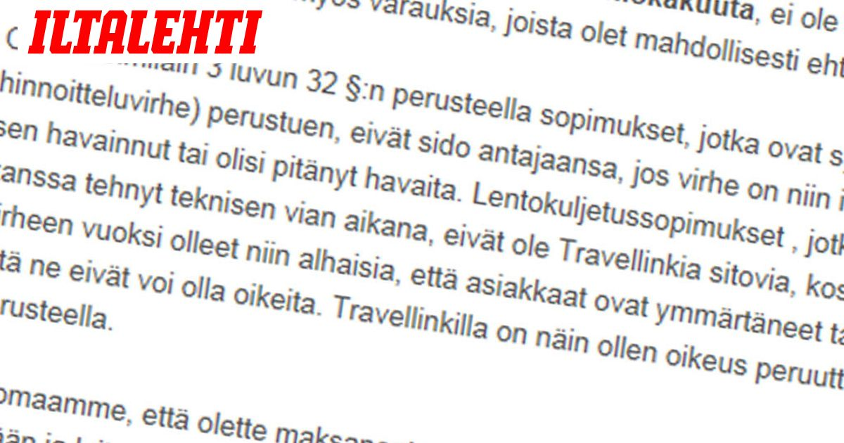 Travellink Yhteystiedot