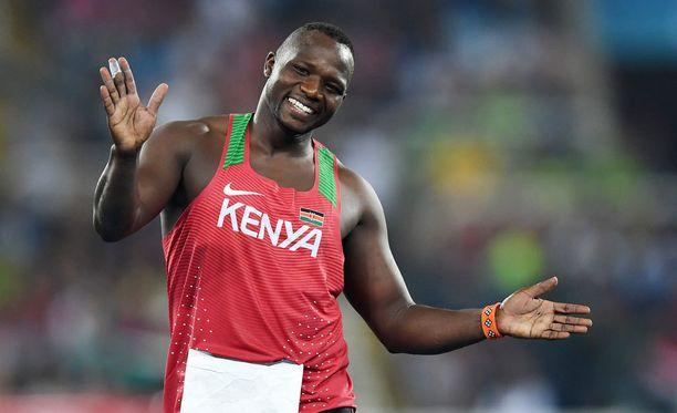 Julius Yego voitti olympiahopeaa päälle 88 metrin heitolla, mutta aineksia oli yli 90 metrin kaareen.