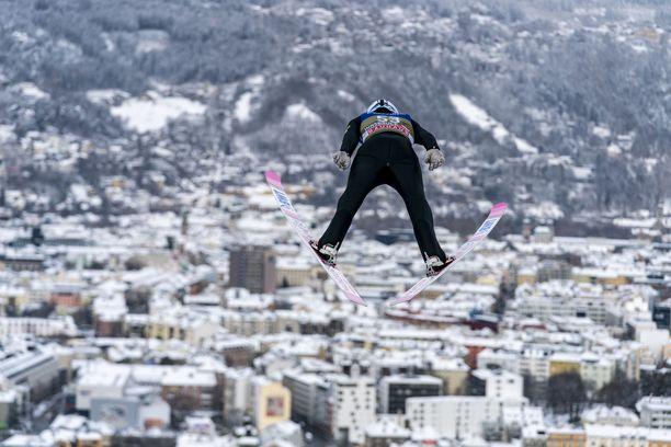 Antti Aalto läpäisi Innsbruckin karsinnan helposti.