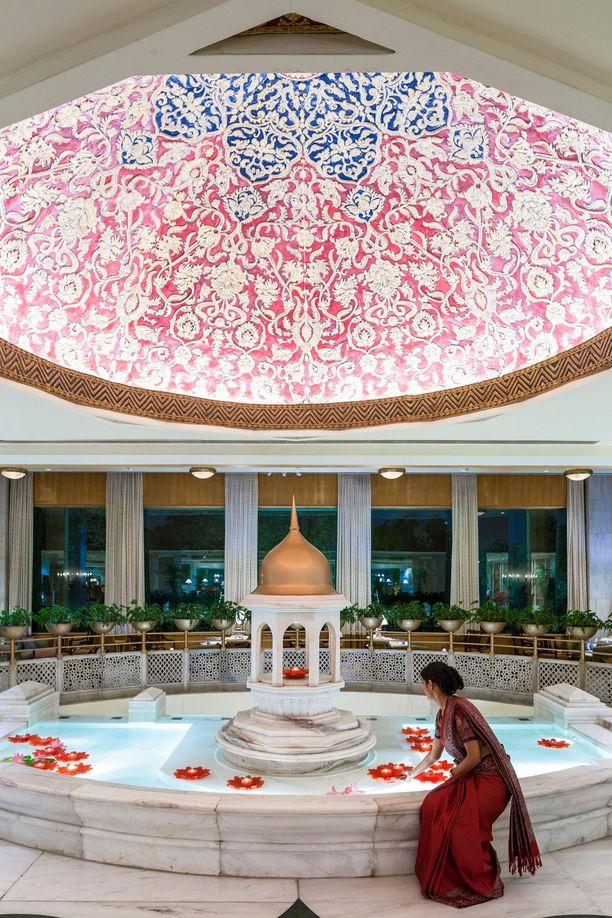 Intian Delhin luksushotellit kuuluvat tuoreessa vertailussa maailman edullisimpiin.
