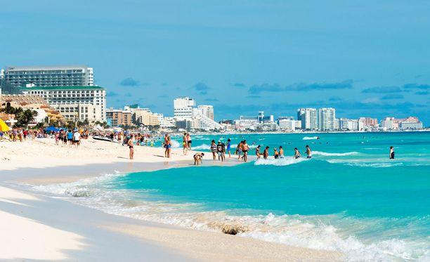 Cancunin alue hallitsi Tripadvisorin 25 parhaan all inclusive -kohteen listaa.