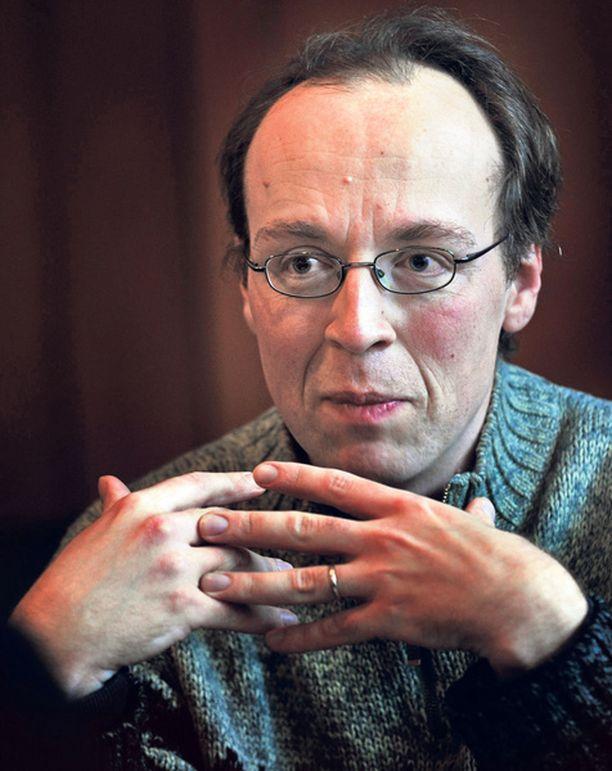 KOHUEHDOKAS Jussi Halla-ahon poliittinen tähtäin siirtyy europarlamentista eduskuntaan.