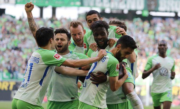 Säilyttääkö Wolfsburg paikkansa Bundesliigassa?