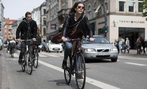 Tanskalaiset ovat tuoreen raportin mukaan Euroopan luottavaisimpia. Kuvituskuva Kööpenhaminasta.