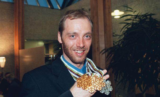 Mika Myllylän uran suurin hetki osui Ramsaun MM-kisoihin, joista hän nappasi peräti kolme kultaa ja yhden hopean.