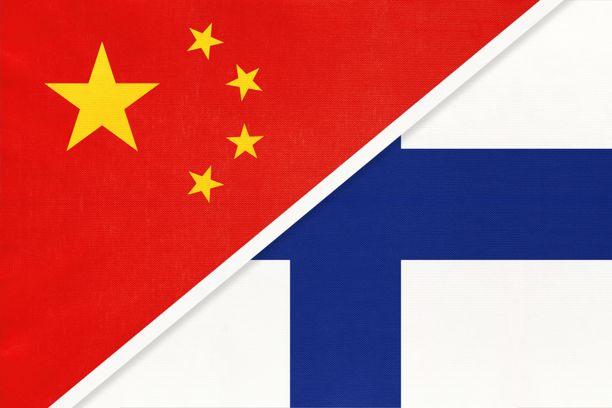 """Suomi kutsui Kiinan suurlähettilään """"keskusteluun"""" muiden EU-maiden tavoin."""