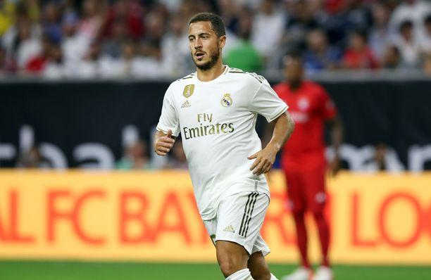 Eden Hazardin fyysinen kunto on ollut puheenaihe viime aikoina espanjalaismediassa.