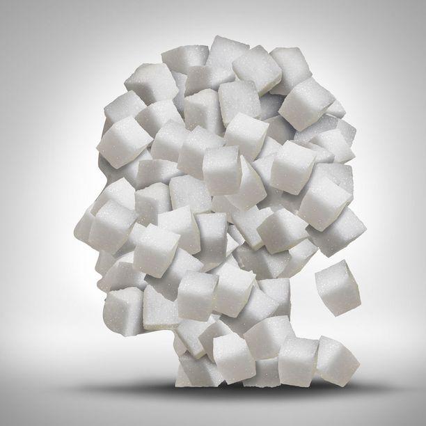 Runsas sokerin nauttiminen voi aiheuttaa pysyviä muutoksia kehitysvaiheessa oleviin aivoihin.