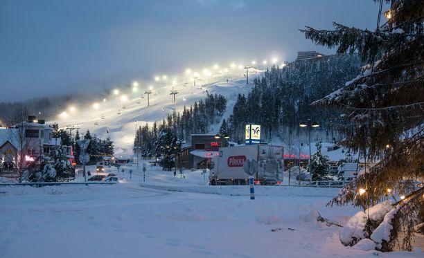 Kittilän kunta tunnetaan nykyisin erityisesti Levin hiihtokeskuksesta.