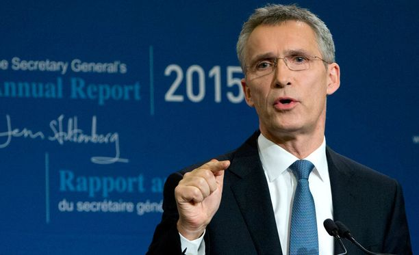 Naton pääsihteeri Jens Stoltenberg tuomitsee jyrkästi Pohjois-Korean toimet.