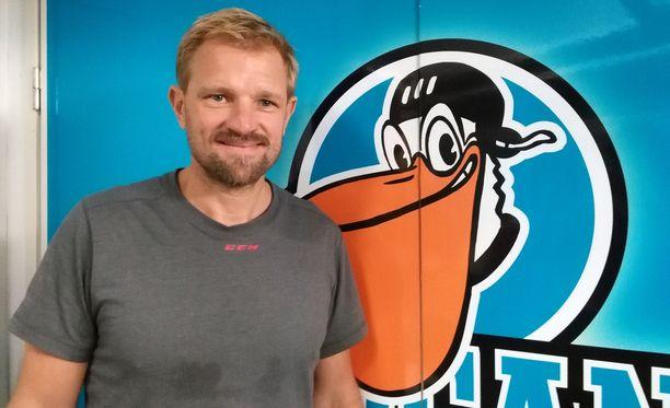 Petri Matikainen on palannut Suomeen, SM-liigaan ja Pelicansiin.