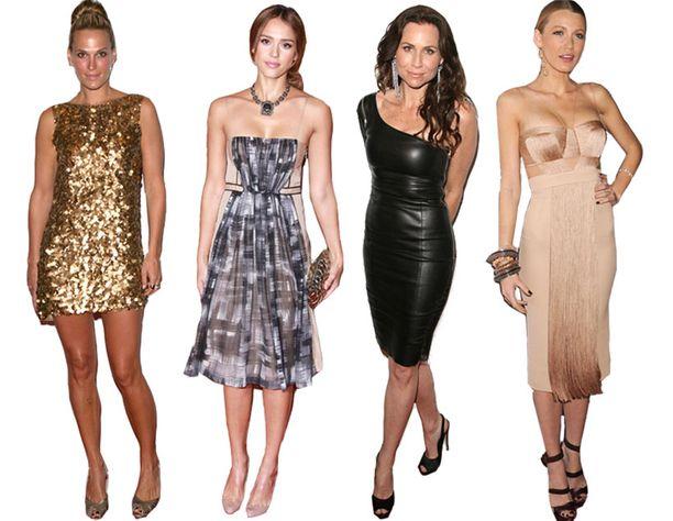 Kun mies pukeutuu tummaan pukuun ja tilaisuus alkaa ennen iltakuutta, nainen pukeutuu virailupukuun eli esimerkiksi hienostuneeseen mekkoon. Rentoon cocktail-juhlaan sopii erinomaisesti esimerkiksi klassinen pikkumusta.