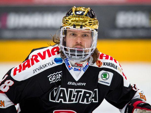Robert Rooba kiekkoilee ensi kaudella KHL:ssä.