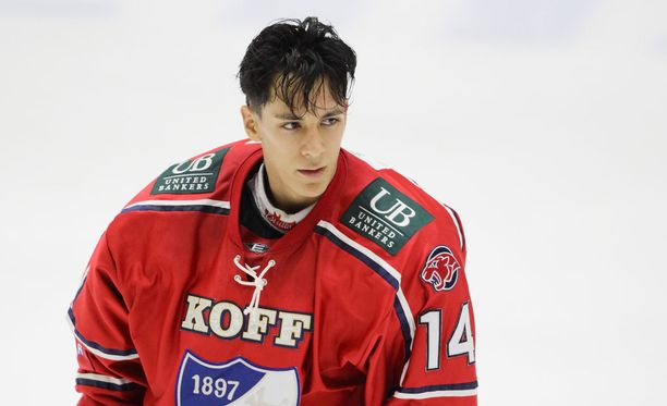 Matti Lambergin paluu sulatti HIFK-sydämiä.