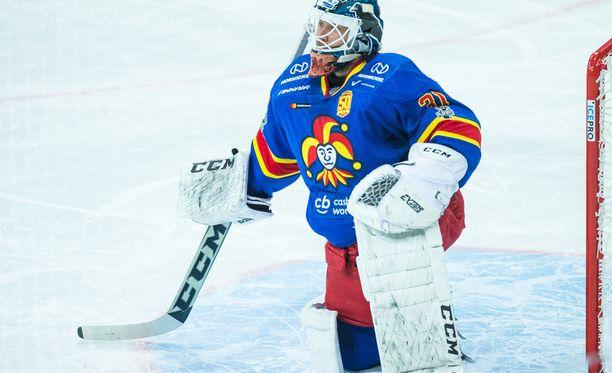 Karri Rämö on yltynyt jumalaiseen vireeseen playoffeissa.