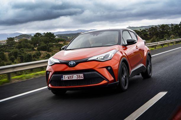 Auton muotoilu ja tyyli on Toyota C-HR:n ostajille tärkeä ostoperuste.