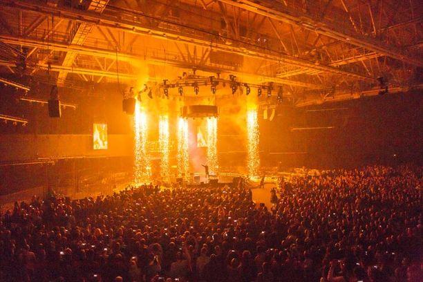 Slushiin osallistui keskiviikkona ja torstaina 17 500 osallistujaa yli 120 eri maasta.