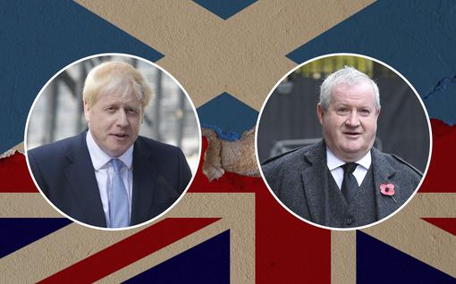 Skotlannin kansallispuolue vaatii Britannian hallitukselta miljardikorvauksia brexitin vuoksi