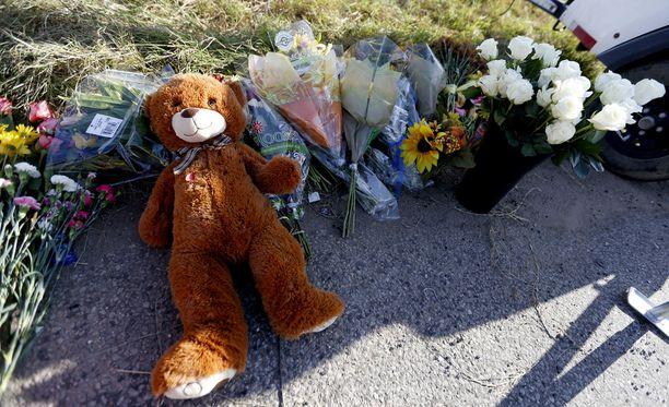 Nuorin kuolonuhreista oli 1,5-vuotias, vanhin 77-vuotias.