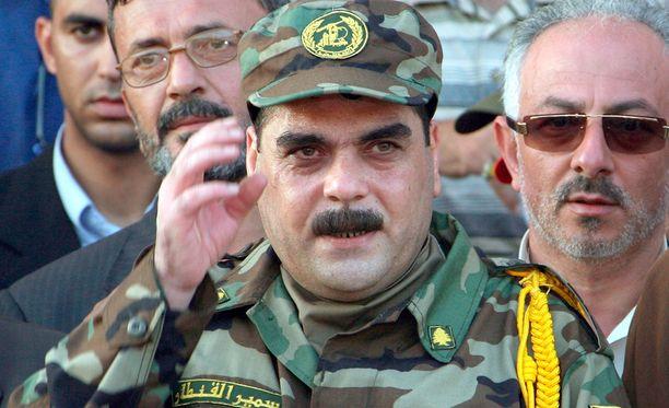 Israel vapautti Samir Qantarin vankienvaihdossa vuonna 2008.