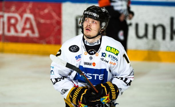 Ville Leskinen iski kaksi maalia Lappeenrannassa.