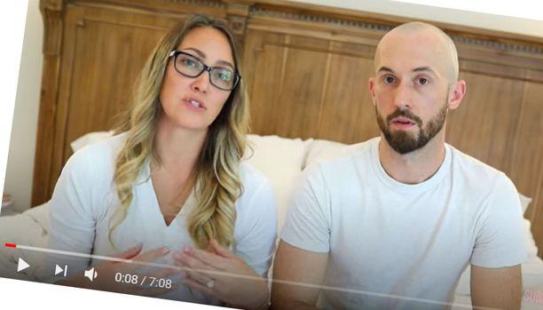 Myka ja Jameus Stauffer kertoi päätöksestään Youtube-videolla.