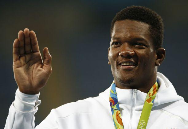 Keshorn Walcott voitti 2012 Lontoossa keihään olympiakultaa ja 2016 Riossa pronssia.
