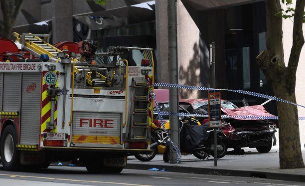 Australian Melbournessa tapahtuneen joukkoyliajon kuolonuhrien määrä on noussut kuuteen.