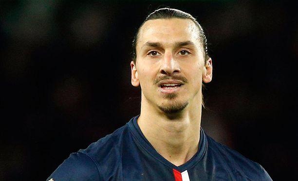 Zlatan Ibrahimovic, 33, ei ole koskaan voittanut Kultaista palloa.