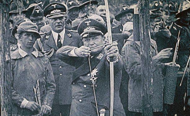 Alkuhärkien sijoittaminen Puolaan oli Hermann Göringin idea.