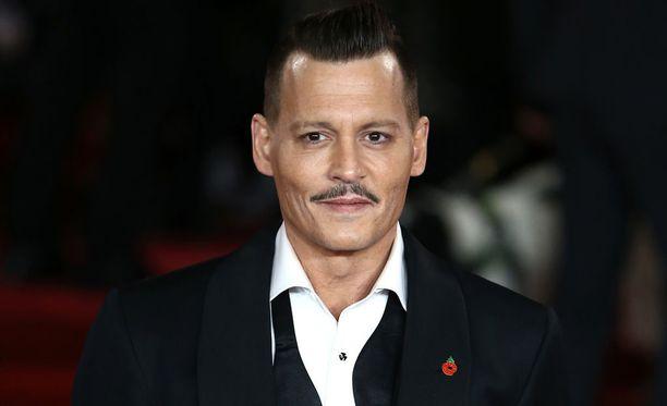 Hollywood-näyttelijä Johnny Depp on myös muusikko.
