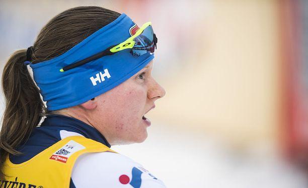 Johanna Matintao suuntaan seuraavaksi nuorten MM-kisoihin.