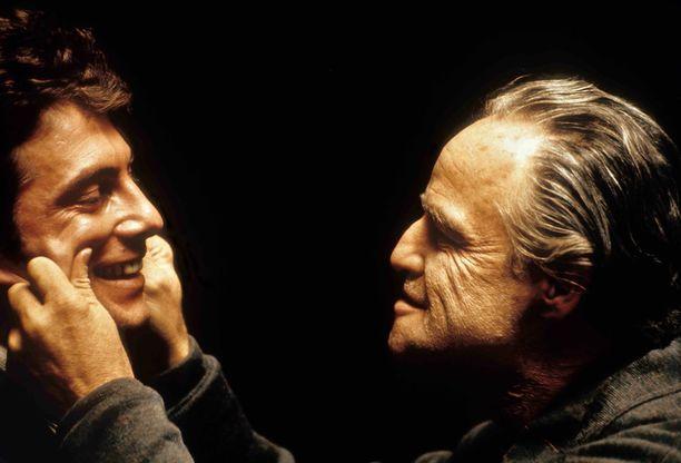 Gianni Russon näyttelijänura alkoi Kummisetä-elokuvasta.