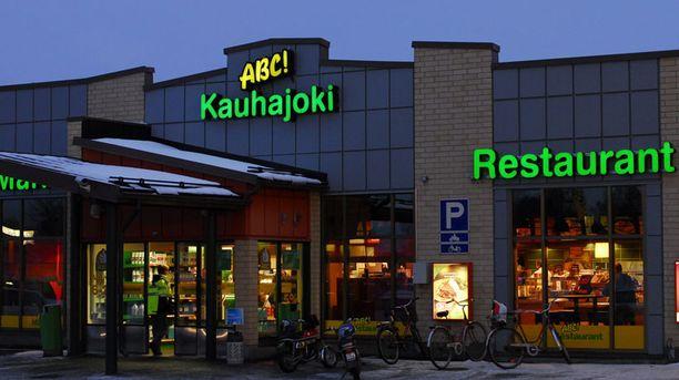 Lottoporukka oli Kauhajoen ABC:n kokoama.