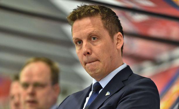 Lauri Marjamäki vaikuttaa ottaneen aiempaa selvemmän johtajan roolin Leijonissa, kirjoittaa toimittaja Solmu Salminen.