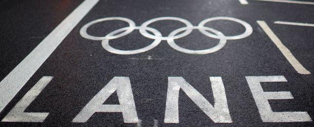 Olympiakaistoja moititaan epäonnnistuneeksi ratkaisuksi.