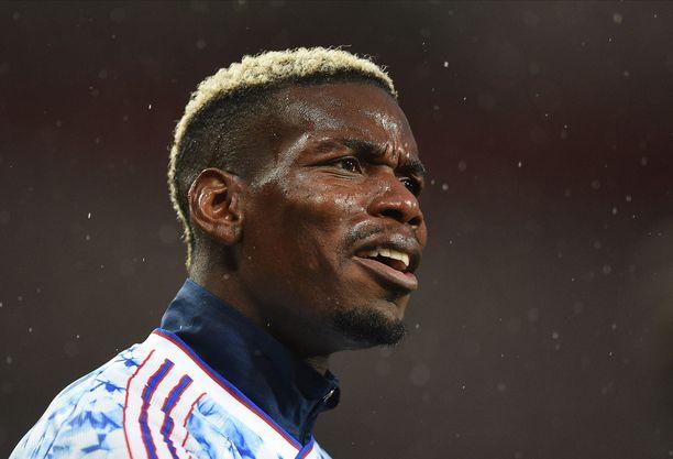 Paul Pogba kiisti uutiset, joiden mukaan hän on lopettamassa maajoukkueessa.