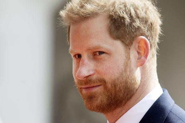 Prinssi Harry kertoi radiohaastattelussa Meghanin nauttineen perhejoulusta.
