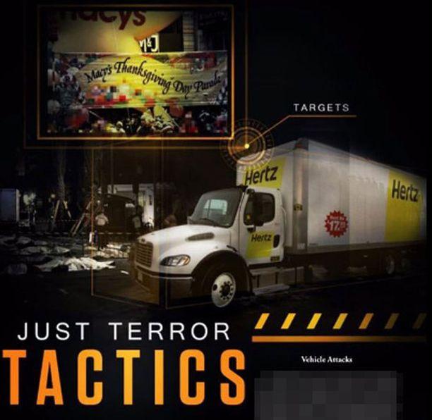 Al-Qaidan tapaan myös terroristijärjestö Isis on useampaan otteeseen kehottanut käyttämään autoja aseina.