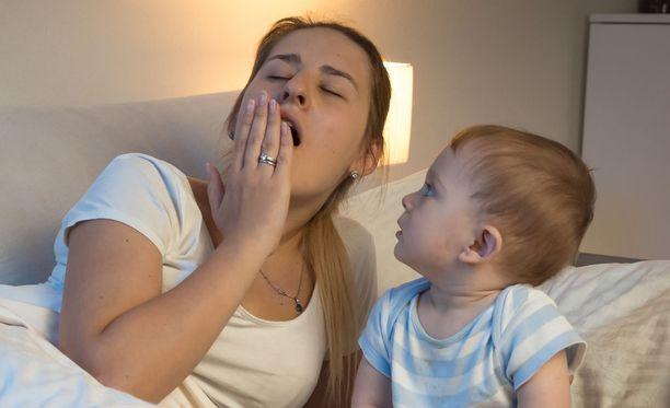 Haukotuksen tarttuminen vaatii empatiakykyä, joka kehittyy ensimmäisten ikävuosien karttuessa.