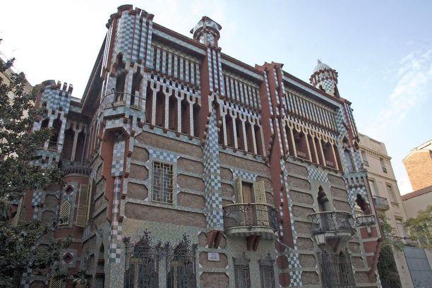 Casa Vincens avataan museona syyskuussa.