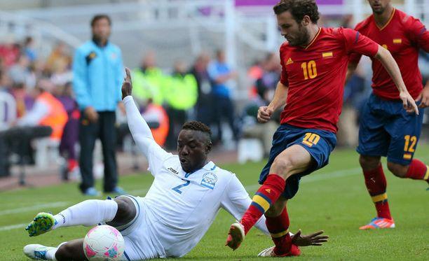 Espanjan peli takkusi pahemman kerran.