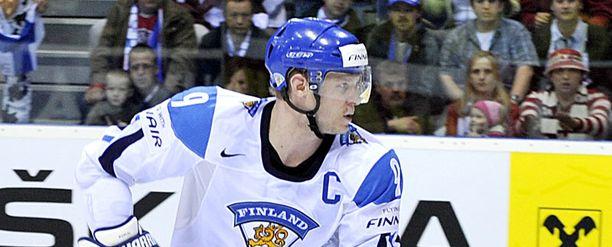 Mikko Koivu ei otteluohjelmia vilkuile.